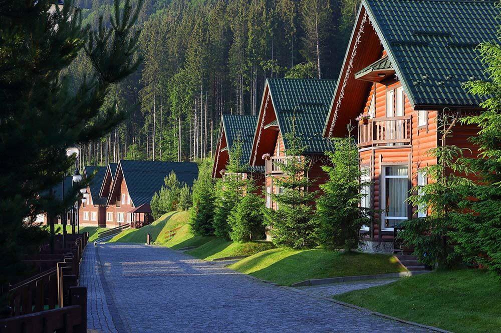 Туристический комплекс «Буковель»