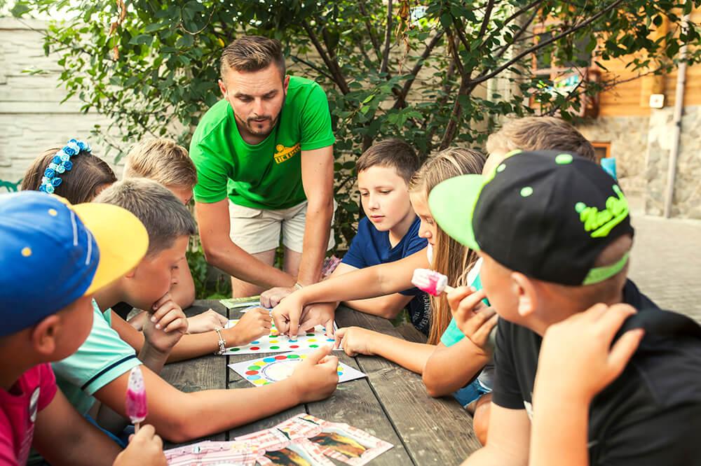 Оздоровительный отдых детей в лагере «Петрос»