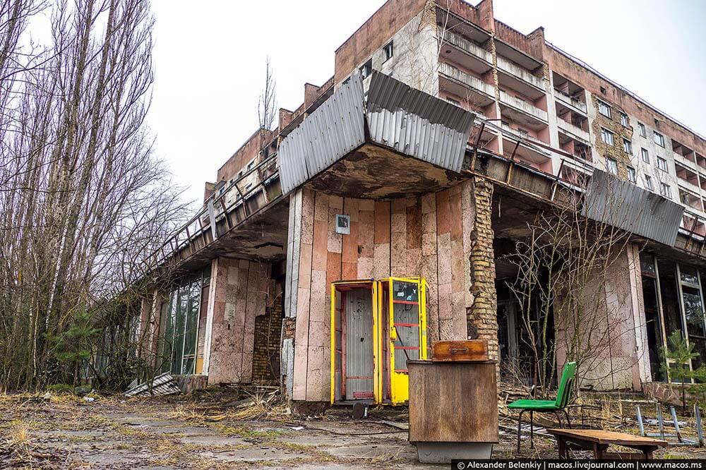 Тур в Чернобыль