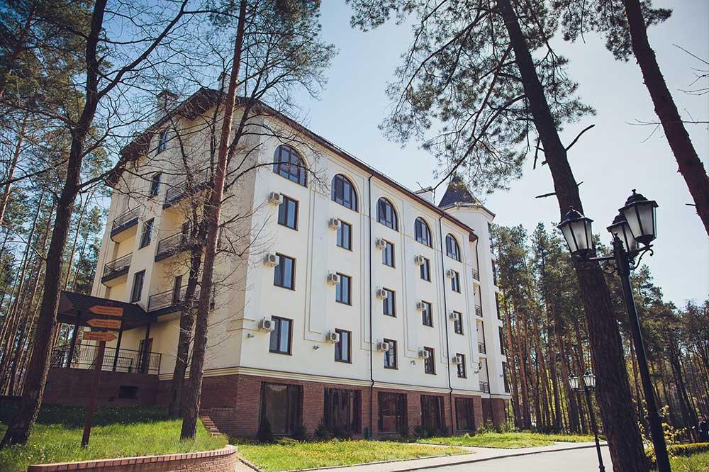 Отельный комплекс «Пуща Лесная»