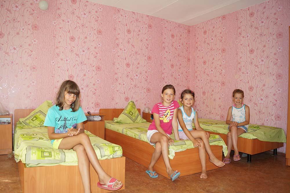 Детский оздоровительный лагерь «Дружный»