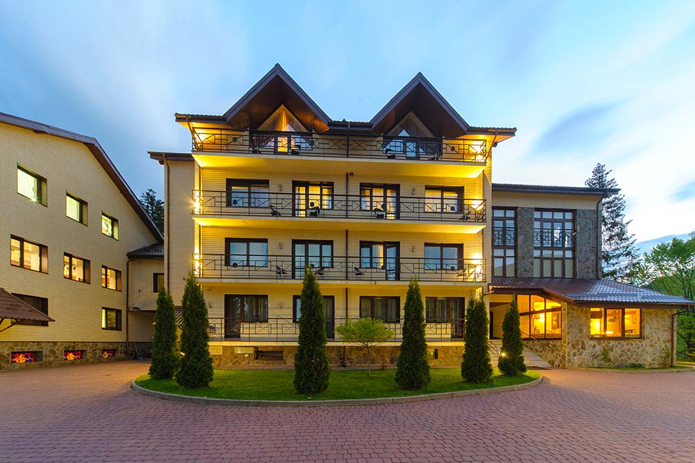 Отель «Reikartz Карпаты»