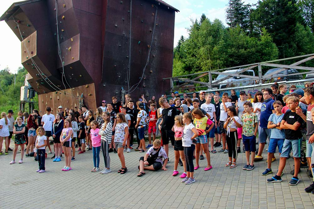Активно-творческий лагерь «Эдельвейс» (проект «Империя Приключений»)