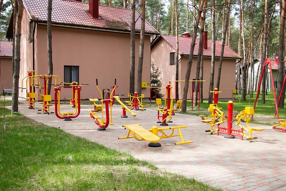 Детский оздоровительный лагерь санаторного типа «Чайка»