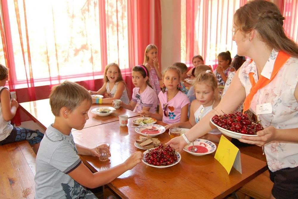 Детский оздоровительный лагерь «Днепр»