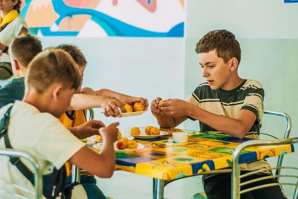 Детский оздоровительный лагерь «Романтик»