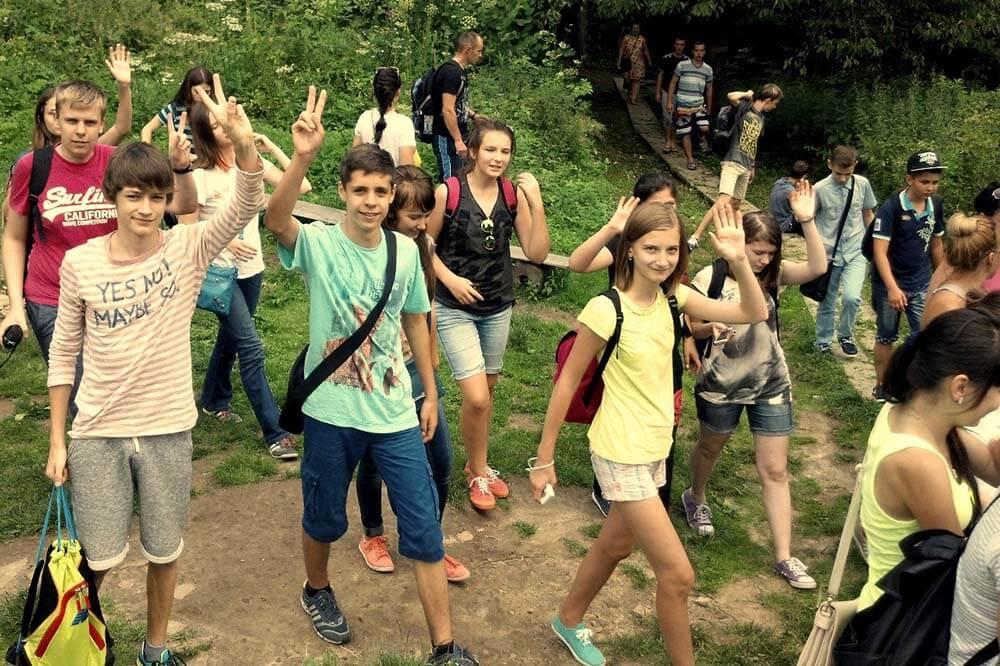 Летний детский лагерь «Терем»