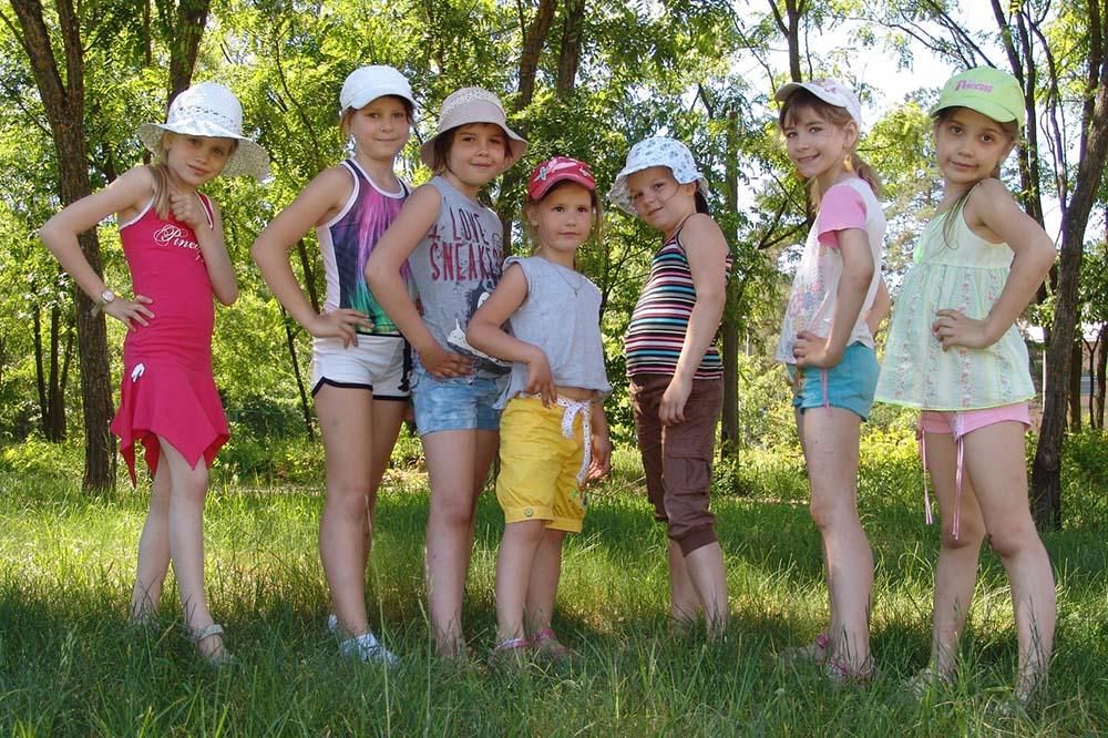 Детский оздоровительный лагерь «Шоколад»