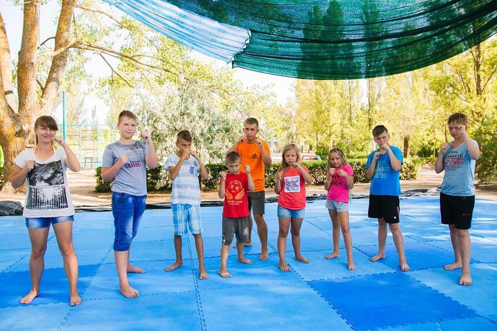 Детский спортивно-оздоровительный лагерь «Гренада»