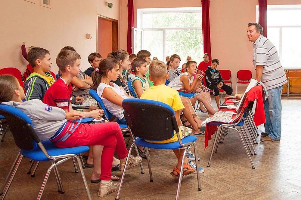 Британский языковой лагерь «Celyn ABC-Camp»
