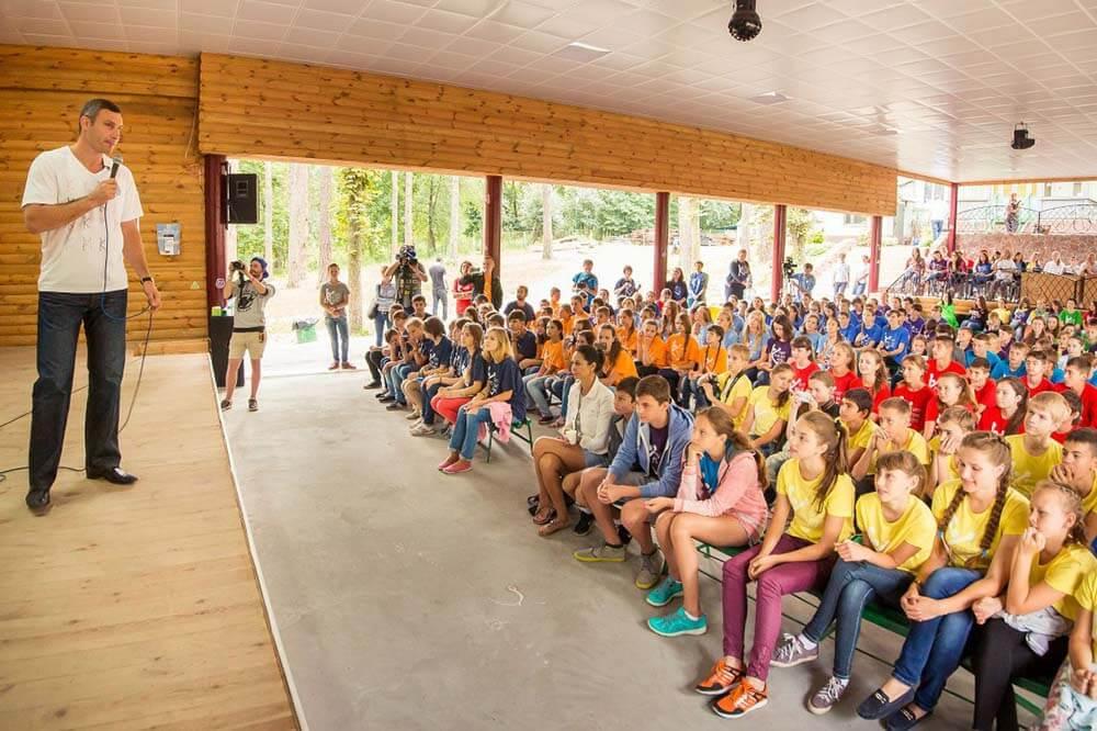Детский оздоровительный лагерь «Джерело»