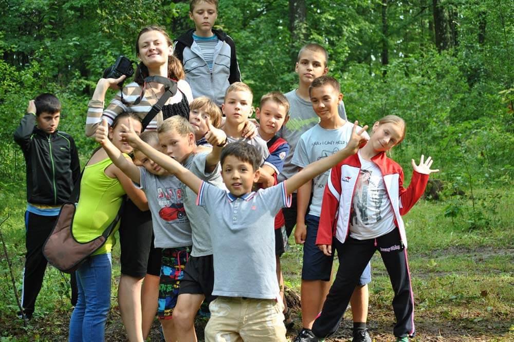 Детский лагерь «Фристайл»