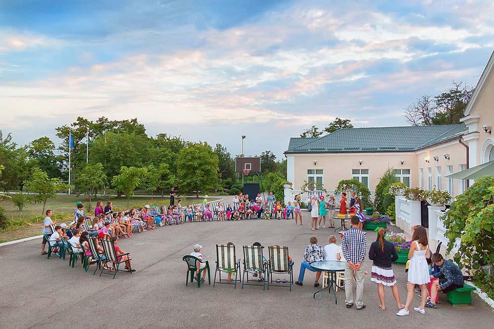 Детский центр «Чайка»