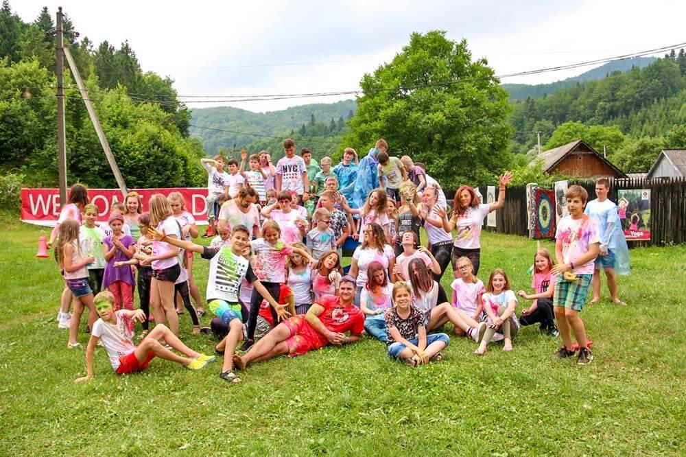 Детский англоязычный лагерь «DEC Camp»